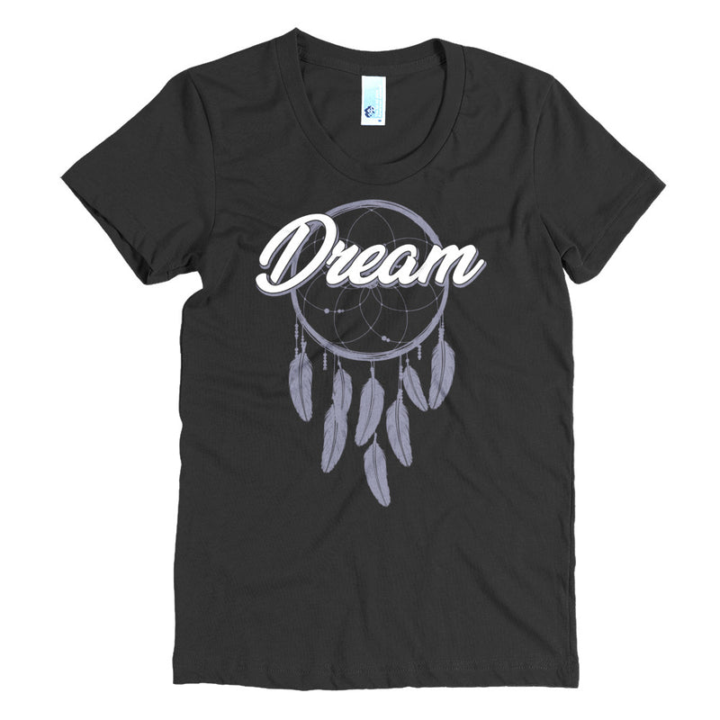 Dream Catcher - Junior Premium Fitted T-Shirt - JaCiana Clothing Co. - Superior Digital Outlet Mall