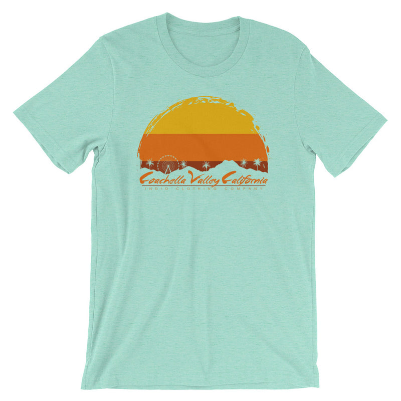 Coachella Valley, CA - Short-Sleeve Unisex T-Shirt - Superior Digital Outlet Mall