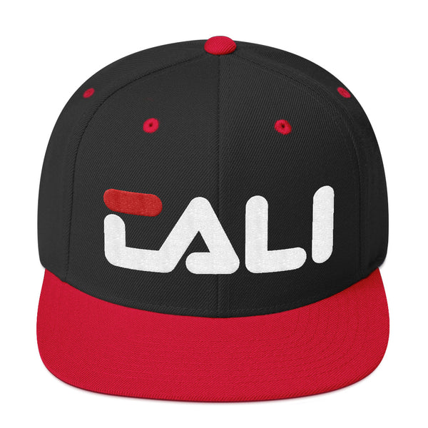 CALI Classic Snapback Hat - Indio Clothing Co.