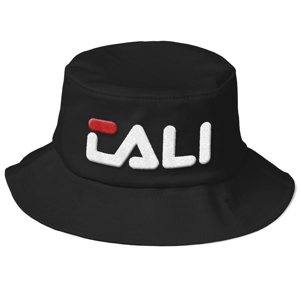 CALI Classic Old School Bucket Hat - Indio Clothing Co.