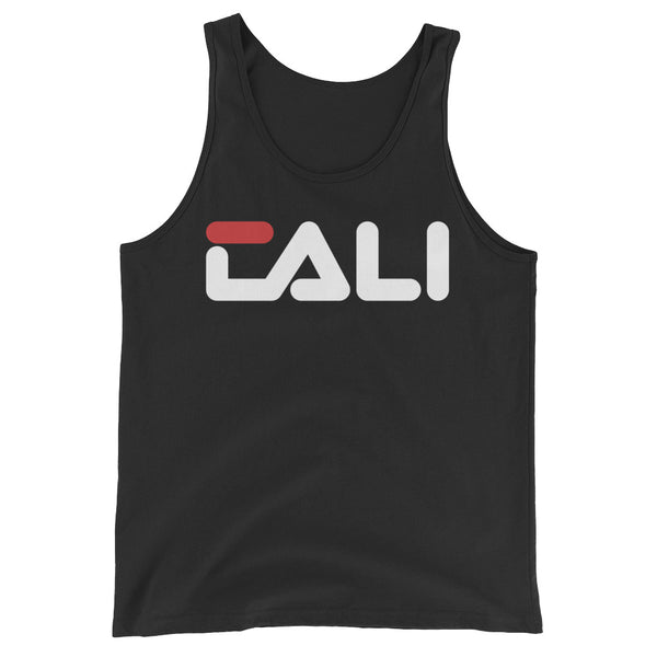 CALI Classic - Unisex Tank Top - Superior Digital Outlet Mall