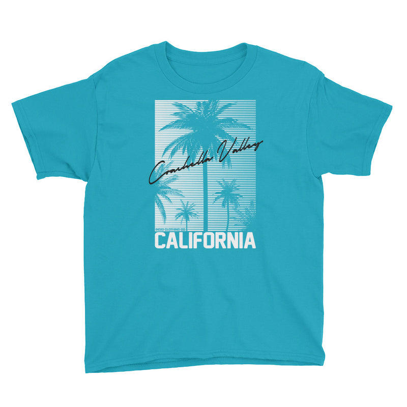 Coachella Valley - Cotton T-Shirt - Youth