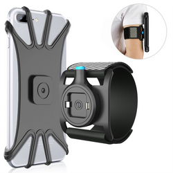 Sportlink Universal Running Armband/Wristband Phone Holder with Quick Release