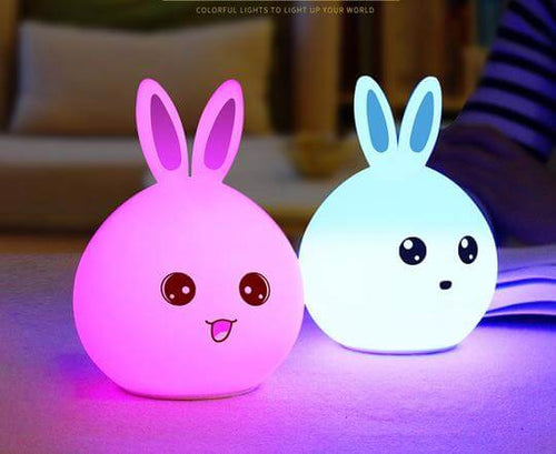 ZBUNNY - Cute Bunny LED Night Lamp