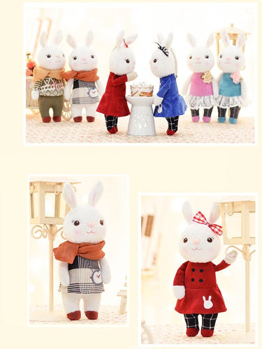 Mini Bunny Plush Doll