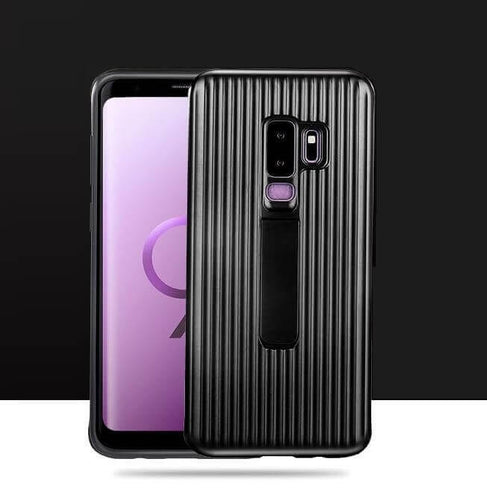 Rugged Protector Stand Case for Galaxy S9 or S9 Plus
