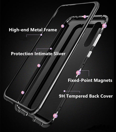 iMag Magnetic Case for Huawei P20 or P20 Pro