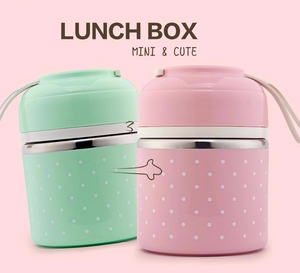 BENTOZ - Cute Portable Mini Japanese Bento Box