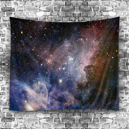 Outer Space Wall Tapestry