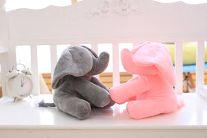 Entertaining Talking Elephant Plush Doll