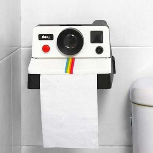 Paper Roll Polaroid Box