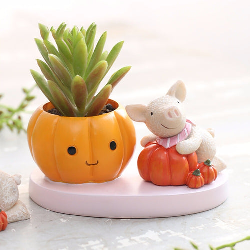 Cute Animal Planter Pot (Series A)