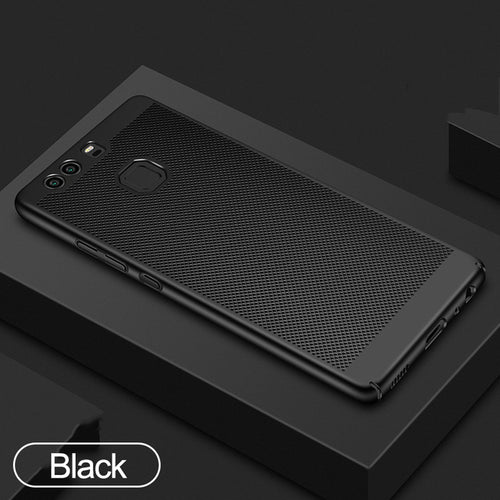Mesh Heat Cooling Case For Huawei P9/ P9 Lite/ P9 Plus