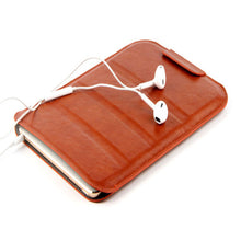 Leather Sleeve Stand Case for iPad Mini