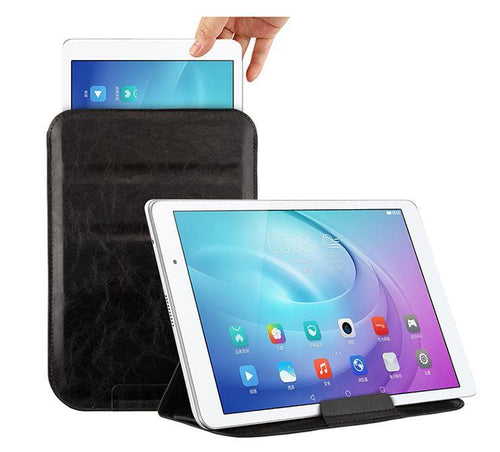 Leather Sleeve Stand Case for iPad Air or iPad Air 2