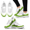 GOLF GREEN Women's Sneakers