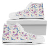 Happy Butterfly Dance Women's High Top