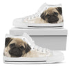 TINY PUG SHOES Women High Top