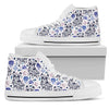 Pug Dog Women's High Top