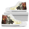 Wolf - Men's High Top Shoe