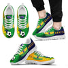 Brazil football Men's Sneakers Shoe - Gifts Buddies Reviews