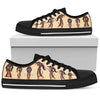 Dachshund Dance Women's Low Top Shoe