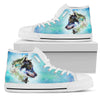 Wolf Women's High Top