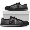 Black Bullmastiff Men's Low Top Shoes - Gifts Buddies Reviews