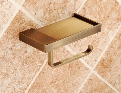 Copper Toilet Paper Dispenser Shelf - Gifts Buddies Reviews