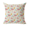 1Pc Flamingo Paradise Cushion Pillows - Gifts Buddies Reviews