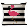 1Pc Flamingo Pattern Cushion Pillows - Gifts Buddies Reviews