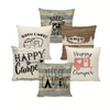Happy Camper/Camping Pillowcase