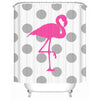 Flamingo Pattern Shower Curtain - Gifts Buddies Reviews