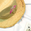 Flamingo Sun Beach Hat - Gifts Buddies Reviews