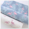 Flamingo Leaves Cotton Bedding Sheet - Gifts Buddies Reviews
