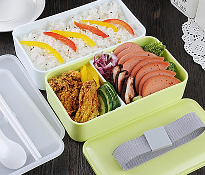 BPA Free Bento Lunch Boxes - Gifts Buddies Reviews