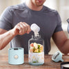 Portable USB Rechargeable Blender Bottle