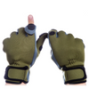 Three Fingers Cut Fishing Gloves