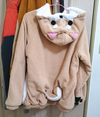 Lovely Plush Hoodies With Ears - Gifts Buddies Reviews