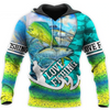 3D Love Fishing Sweatshirt/Hoodie