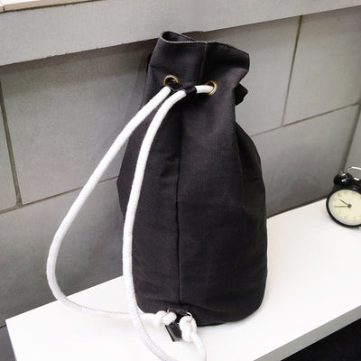Canvas Drawstring Rucksack Backpack - Gifts Buddies Reviews
