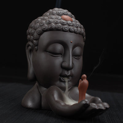 Ceramic Buddha Incense Burner - Gifts Buddies Reviews
