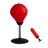 Bureau Poinçon Poinçonnage Speed Ball HeavyDuty Aspiration Pression Soulager Autoportant De Boxe Sac Kit Anxiolytiques Jouets Formation Outils - Gifts Buddies Reviews