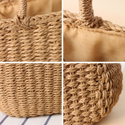 Rattan Beach Tote - Gifts Buddies Reviews