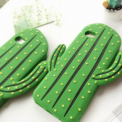 3D Silicone Cactus Phone Case For iPhone - Gifts Buddies Reviews