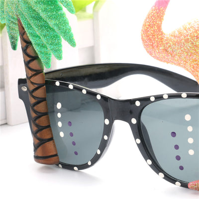 Funny Flamingo Beach Party Sunglasses - Gifts Buddies Reviews