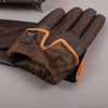 Touch Screen Friendly Driving Gloves