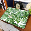 Green leaves Macbook Laptop Cover - Gifts Buddies Reviews