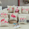 Flamingos Cushion Pillows - Gifts Buddies Reviews