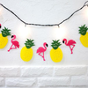 1set Flamingos Pineapple Garland Banner Decoration - Gifts Buddies Reviews